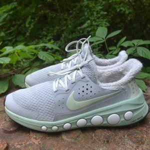 Nike CruzrOne Wolf Grey Pistachio Frost Men 11.5